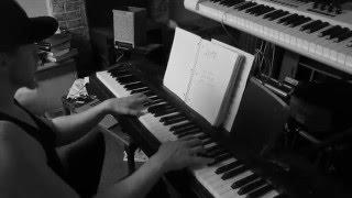 Slum Village J Dilla Fall in Love Piano Cover