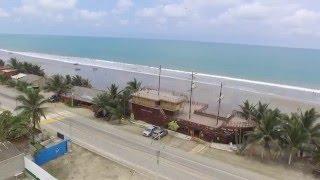 Santa Elena Ecuador  city pictures gallery : Playa San Pablo, Punta Carnero (Santa Elena - Ecuador) desde Drone Phantom 3