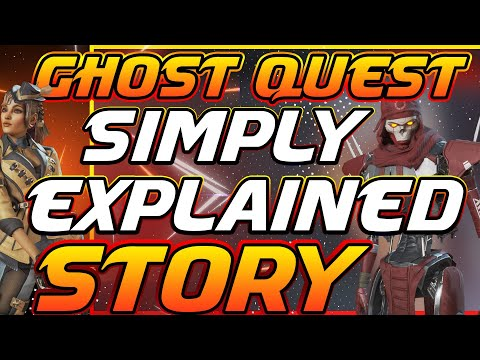 The Broken Ghost CH 5 Simply Explained : Apex Legends Lore Season 5