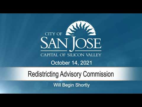 OCT 14, 2021 | Redistricting Advisory Commission