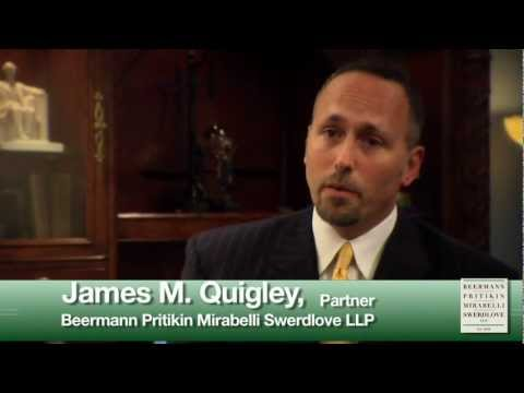 James M. Quigley, Family Law Partner