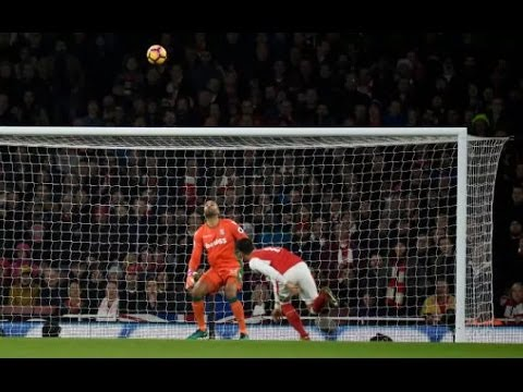 Arsenal 3-1 Stoke City All Goals and Highlights HD 12/10/2016