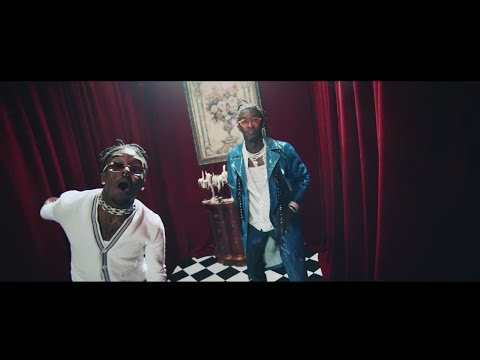 Young Thug - Up feat. Lil Uzi Vert [Official Music Video] (видео)