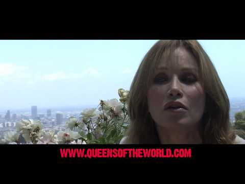 Queens of the World - Tanya Roberts - Pre Game 1