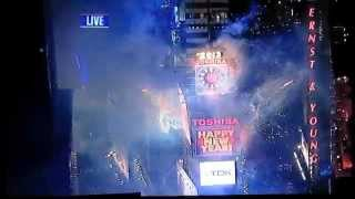 "2013 New York Times Square Count Down & New Year's Eve Ball Drop ""LIVE COVERAGE"""