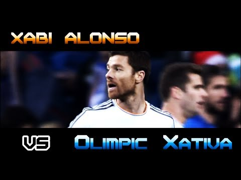 Xabi Alonso vs Olimpic de Xativa ( 18 - 12 - 2013 / 18/12/2013 -  18.12.2013 ) [HD] (видео)