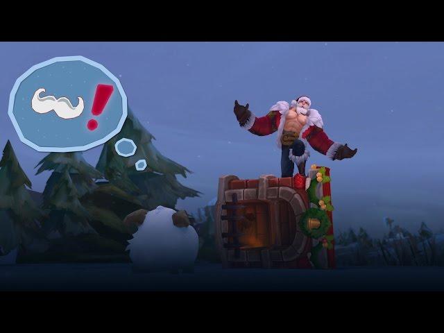 Un cuento del Duelo de las Nieves | Tráiler - League of Legends