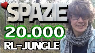 ♥ 20.000 - Sp4zie in the JUNGLE!