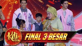Video Ina Situbondo Kepengen Duet Sama Umi Elvi [BULAN DI RANTING CEMARA] - Final 3 Besar KDI (25/9) MP3, 3GP, MP4, WEBM, AVI, FLV April 2019