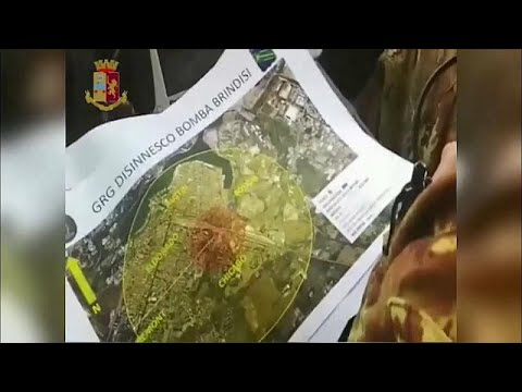 Ιταλία: Μεγάλη επιχείρηση εκκένωσης στο Μπρίντεζι
