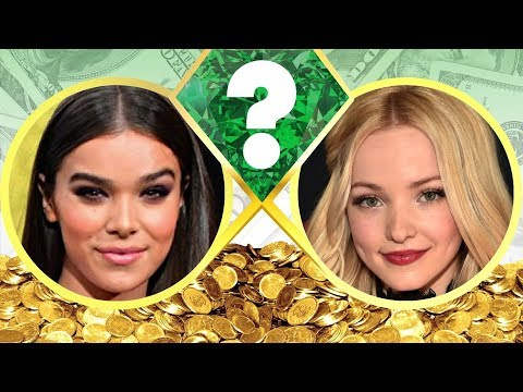 WHO'S RICHER? - Hailee Steinfeld or Dove Cameron? - Net Worth Revealed! (2017)