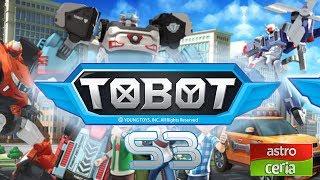 Tobot S3 Di Astro Ceria - Promo [Julai 2017]