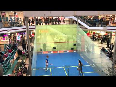 Lugner city squash 2016