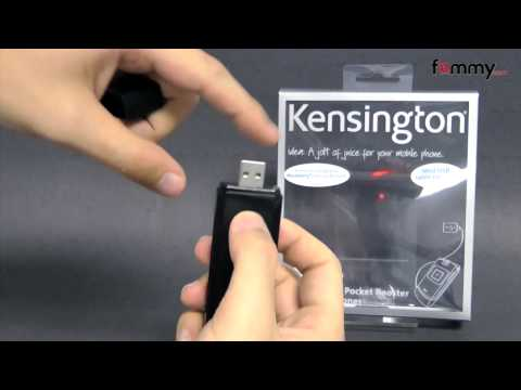 Kensington® Rechargeable Pocket Booster Review in HD