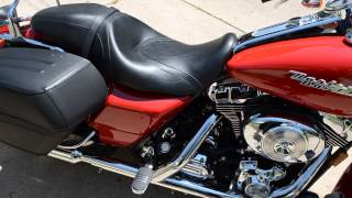7. 2004 Harley Davidson Road King Custom ONLY 962 ORIGINAL MILES