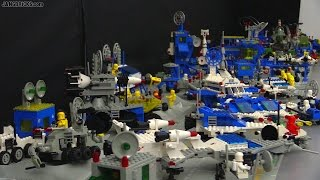 Video LEGO Classic Space collection - 1978 to 1988! MP3, 3GP, MP4, WEBM, AVI, FLV Agustus 2018