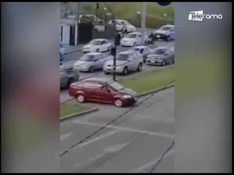 Conductores irrespetan señales de tránsito