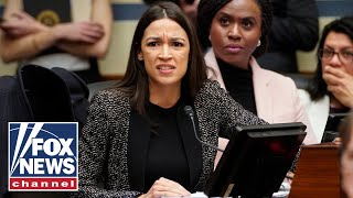 AOC calls out her own party's 'refusal' to impeach Trump