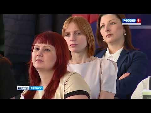 """Победительница проекта """"Мама-предприниматель"""" в Брянске 2018г."""