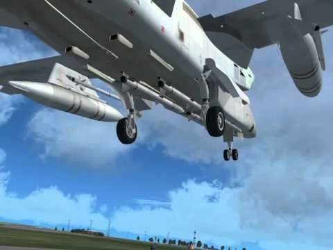 Trailer of the Panavia Tornado...