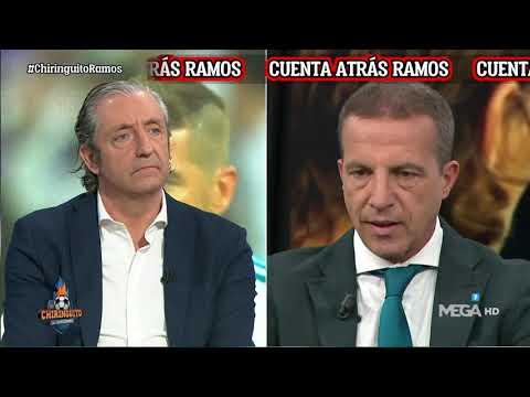 📣🤫 La nueva EXCLUSIVA de PEDREROL sobre el 'CASO RAMOS'