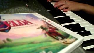 【キーボード】ゼルダの伝説 大妖精の泉【弾いてみた】