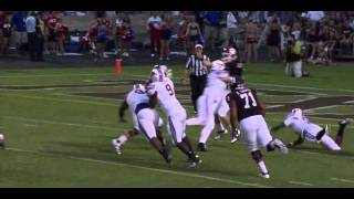 Cyrus Gray vs SMU 2011