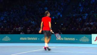 For the first time I made a video for Roger by myself. Roger Federer is my inspiration and always our King. If tennis is a religion,...