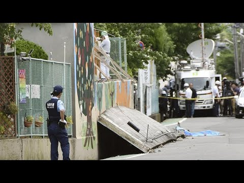 Ιαπωνία: Ισχυρός σεισμός στην Οσάκα – Φόβοι για «πολλούς» νεκρούς…