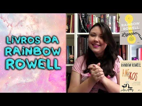 Anexos e Ligações - Rainbow Rowell (sem spoilers)