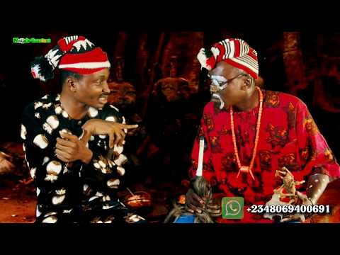 Turn Me To Goat (Call Ezemuo Pt2) NaijasCraziest Comedy Ep307