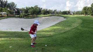 Вторая игра Ромчика на Laguna Golf Course | MY DREAM GOLF