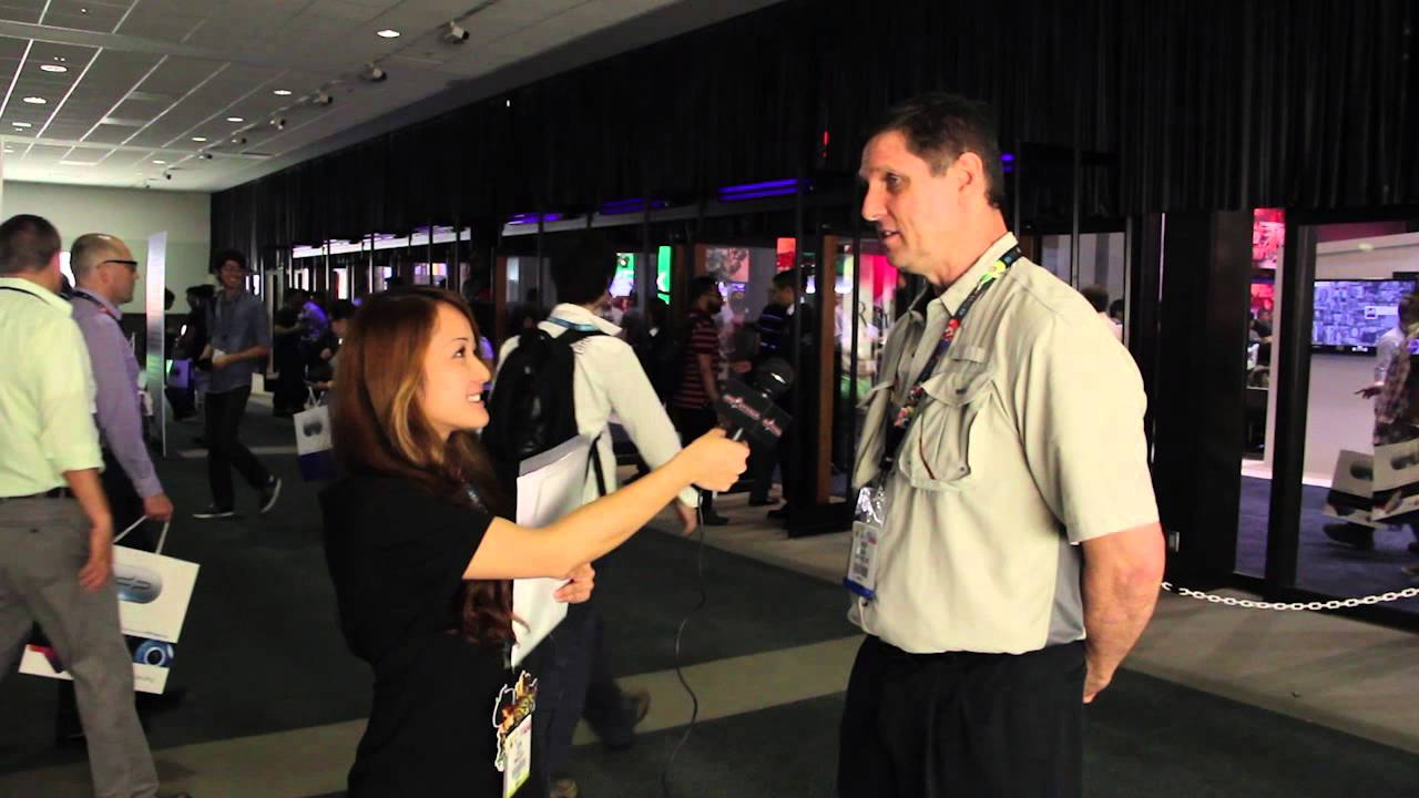 Citadel of Sorcery Interview with Philip Blood | E3 2013