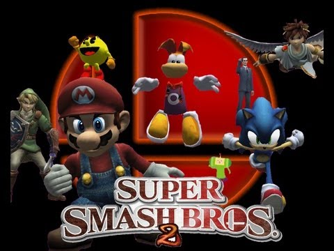Super Smash Bros. Gmod 2 Remastered   (Fan Movie)