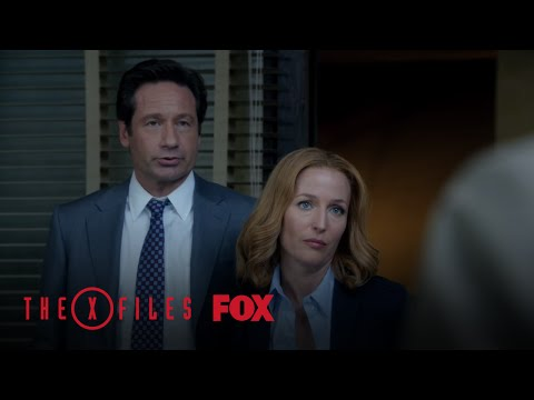 The X-Files Season 1 (Promo 'Spooky Experience')
