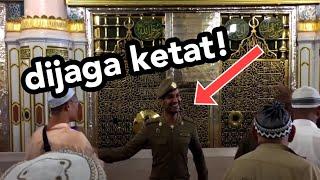 Video Ziarah ke Makam Nabi Muhammad SAW bersama Ustadz Abdul Wahab MP3, 3GP, MP4, WEBM, AVI, FLV Mei 2019
