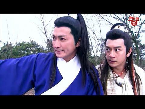 Triển Chiêu cùng Bạch Ngọc Đường sang bằng dàn cung tiễn   Bao Thanh Thiên   Clip Hay - Thời lượng: 14 phút.