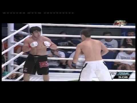 Александр Пугно vs. Рабадан Магомедов
