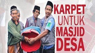 Program Karpet untuk Masjid Desa Video
