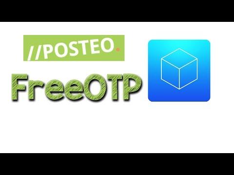 [Anleitung] Posteo FreeOTP - Zwei Faktor Authentifizierung einrichten (Android)