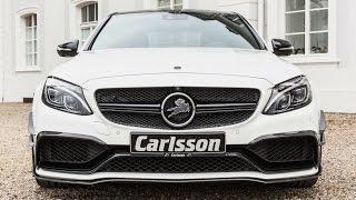 2017 Carlsson CC63S based on Mercedes‑AMG C63 S2017 Mercedes‑AMG C632017 Mercedes‑Benz C‑ClassMercedes‑Benz C‑ClassMercedes‑AMG C63 SMercedes‑BenzMercedesCarlssonAMG