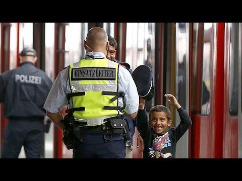 Από τη Βουδαπέστη στη δυτική Ευρώπη: Το ταξίδι προς την ελπίδα