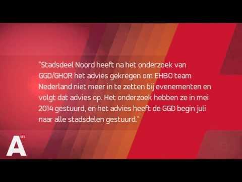 EHBO Team Nederland maakte grote fouten