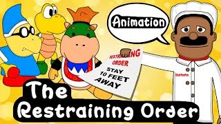 SML Movie: The Restraining Order! Animation
