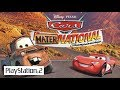 Carros cars Mater national Championship Playstation 2