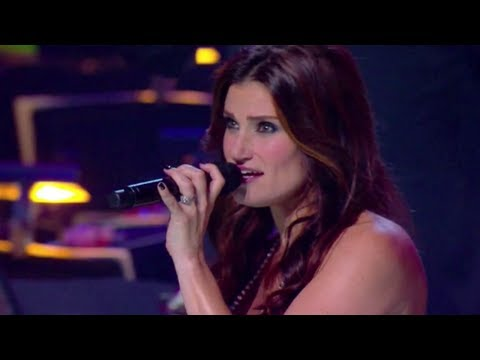 Idina Menzel – Poker Face (from LIVE: Barefoot at the Symphony)