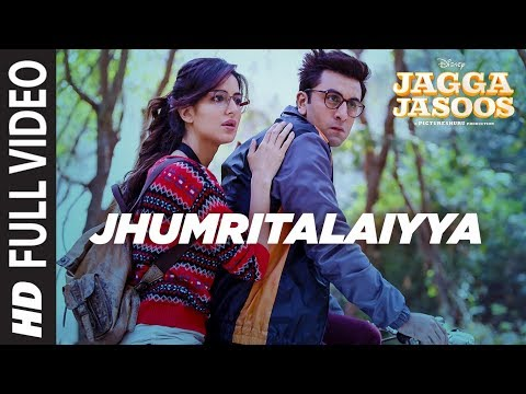 Jagga Jasoos :Jhumritalaiyya Full Video Song l Ranbir, Katrina   Pritam Arijit, Mohan   Neelesh