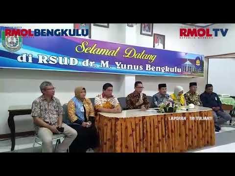 Giliran TKA PLTU Teluk Sepang Masuk Ruang Isolasi RSUD M.Yunus Bengkulu