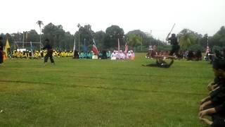 Bongawan Malaysia  City pictures : Anak Gayong SMK Bongawan (2)