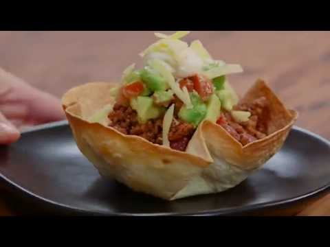 Tortilla Bowls – Mission Fast Fact | Everyday Gourmet S6 E82